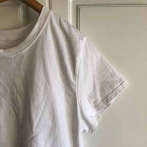 UO White The Little Brother Tee size XL